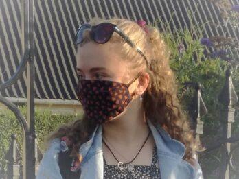 7. Ansigts masker i stof